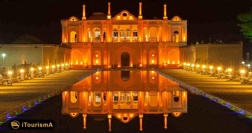 باغ عمارت فتحآباد (بیگلر بیگی) باغی مربوط به دوره قاجار