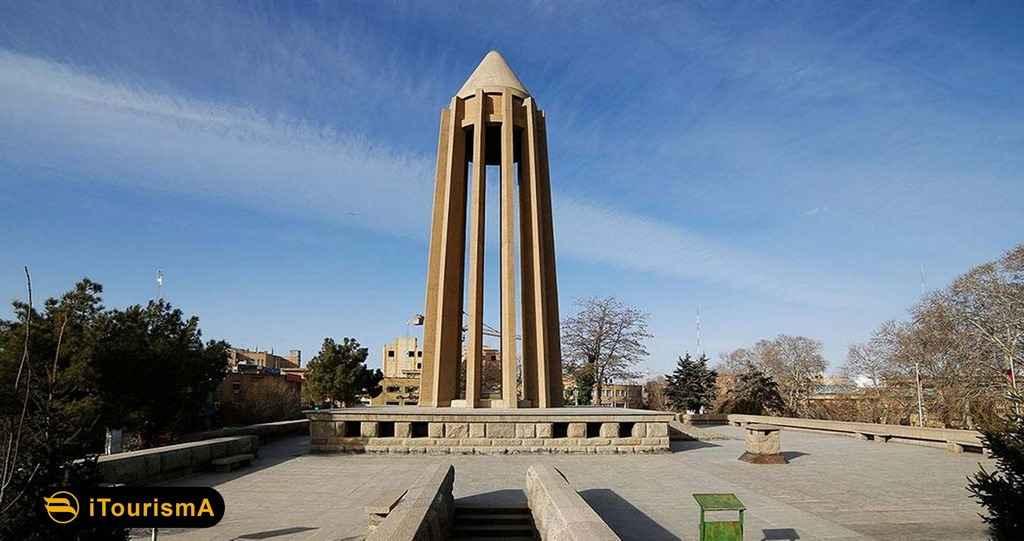 آرامگاه بو علی سینا نماد شهر همدان