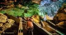 غار علیصدر یکی از غارهای تالابی ایران و از معدود غارهای آبی جهان
