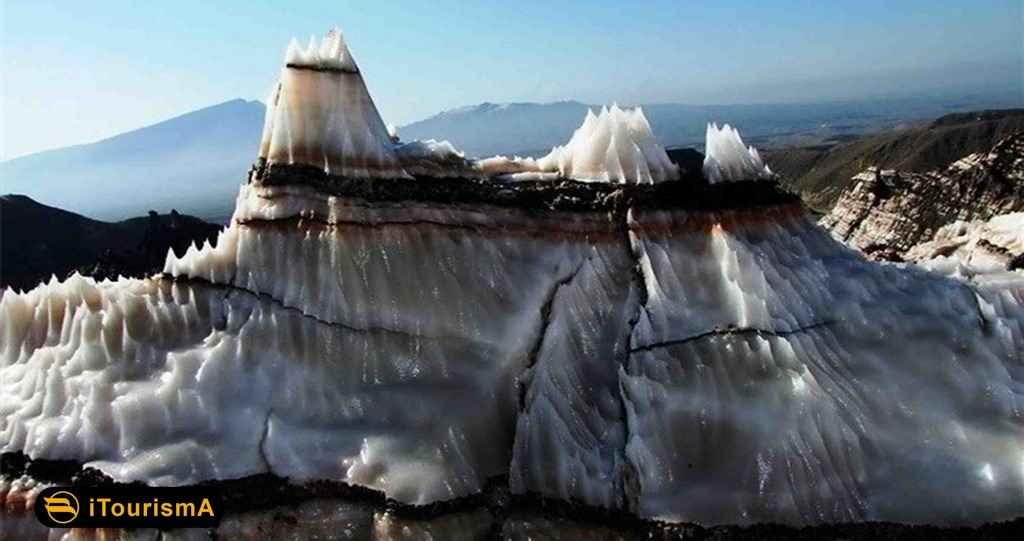 Jashak salt dome