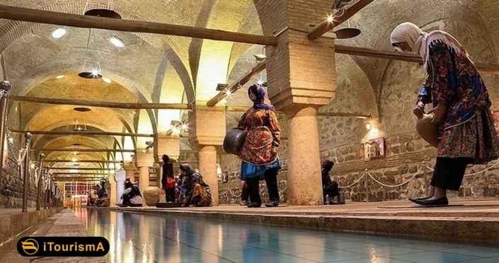 رختشوي خانه زنجان به عنوان موزه مردم شناسی