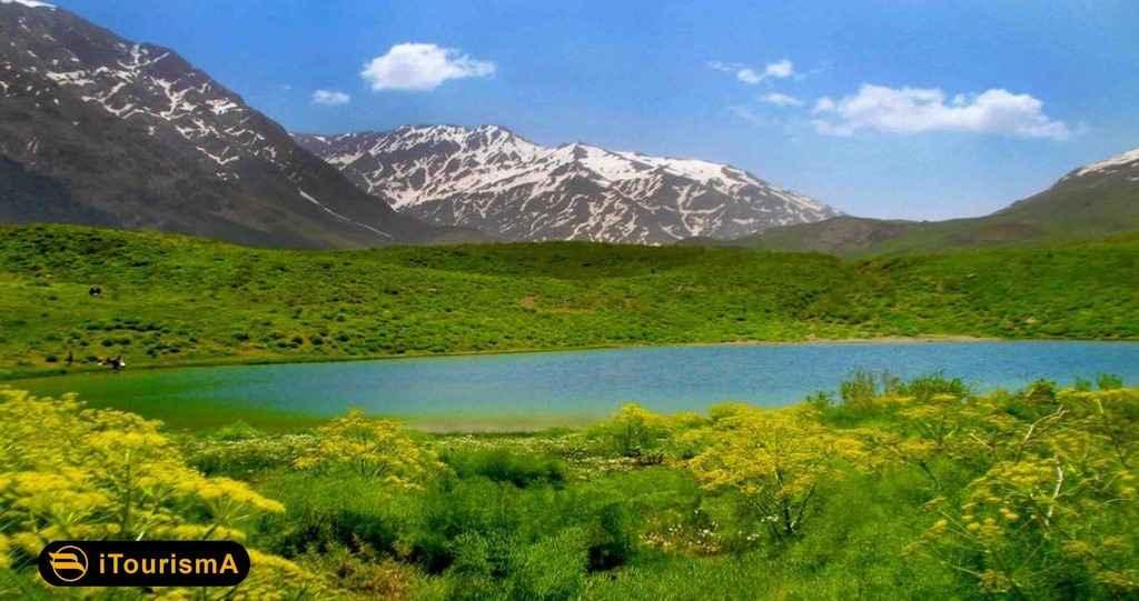 Kooh Gol Lake