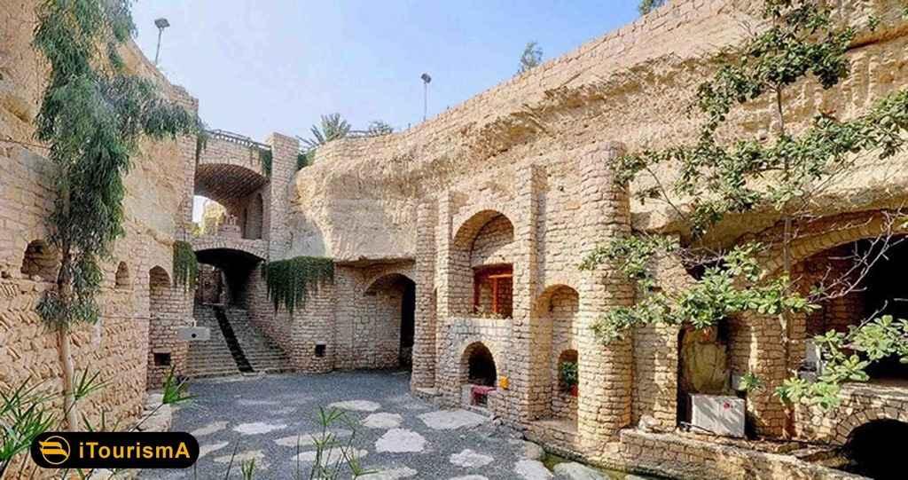 شهر زیرزمینی کاریز کیش با قدمتی بیش از 2500 سال