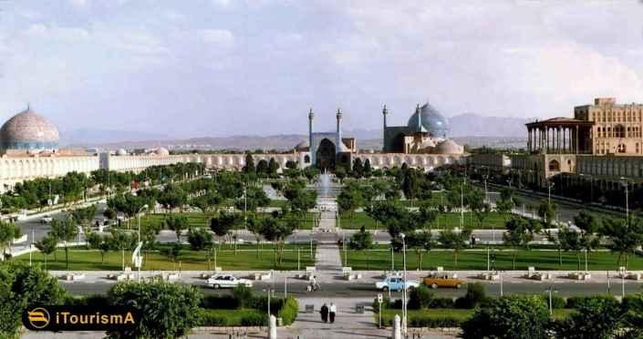مسجد شاه - Shah Mosque