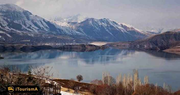 Taleqan Dam
