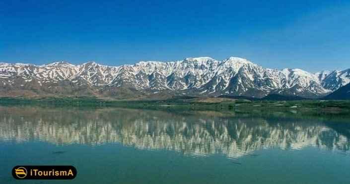 Choghakhor Lagoon