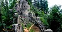قلعه رودخان یکی از بناهای تاریخی بسیار قدیمی در استان گیلان