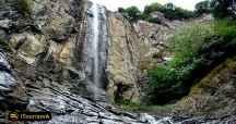 آبشار لاتون - Laton Waterfall