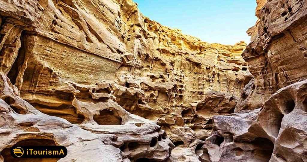 تنگه چاهکوه - Chahkooh Canyon