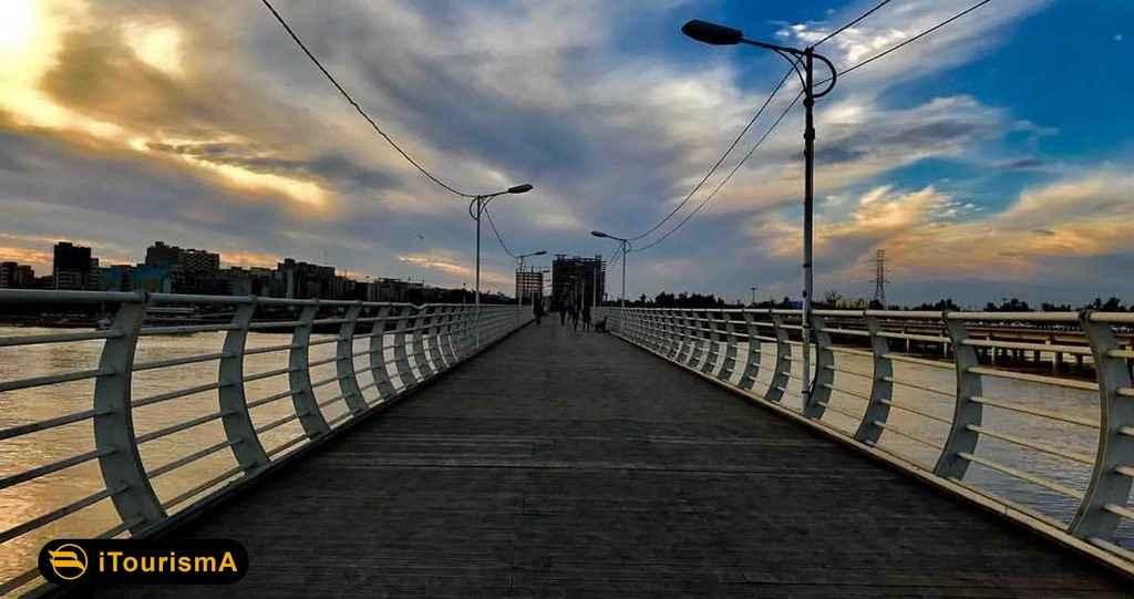 Tabiat Walking Bridge