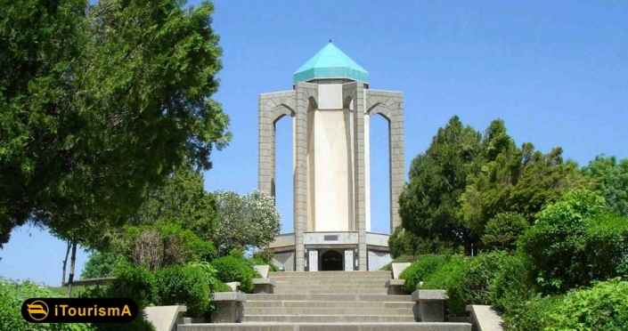 Mausoleum of Baba Taher