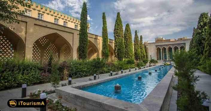 Mausoleum of Saeb Tabrizi