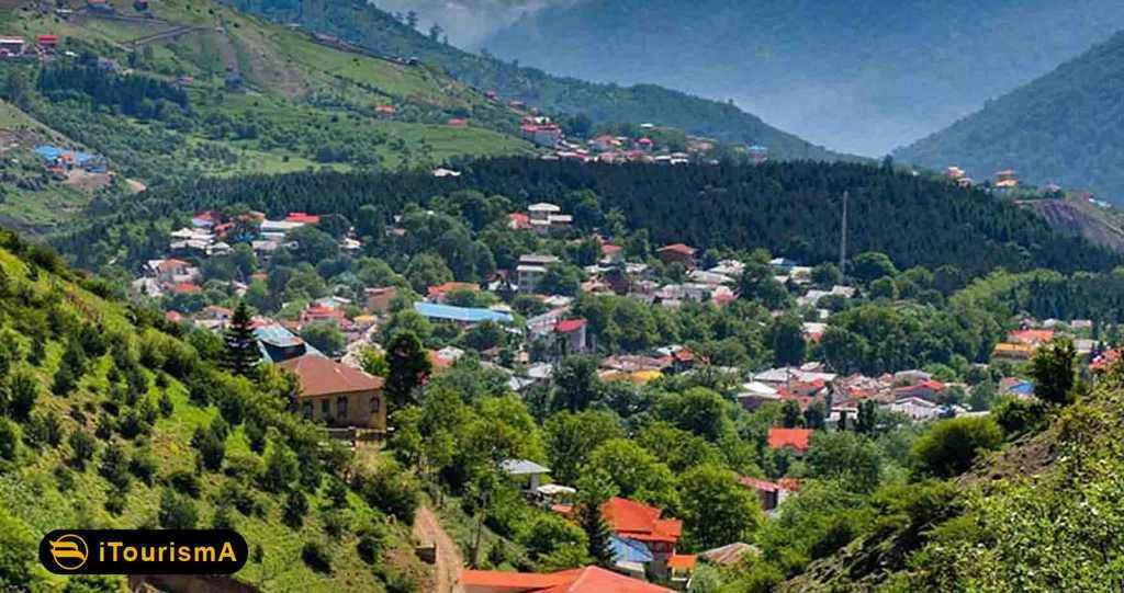 Javaherdeh Village