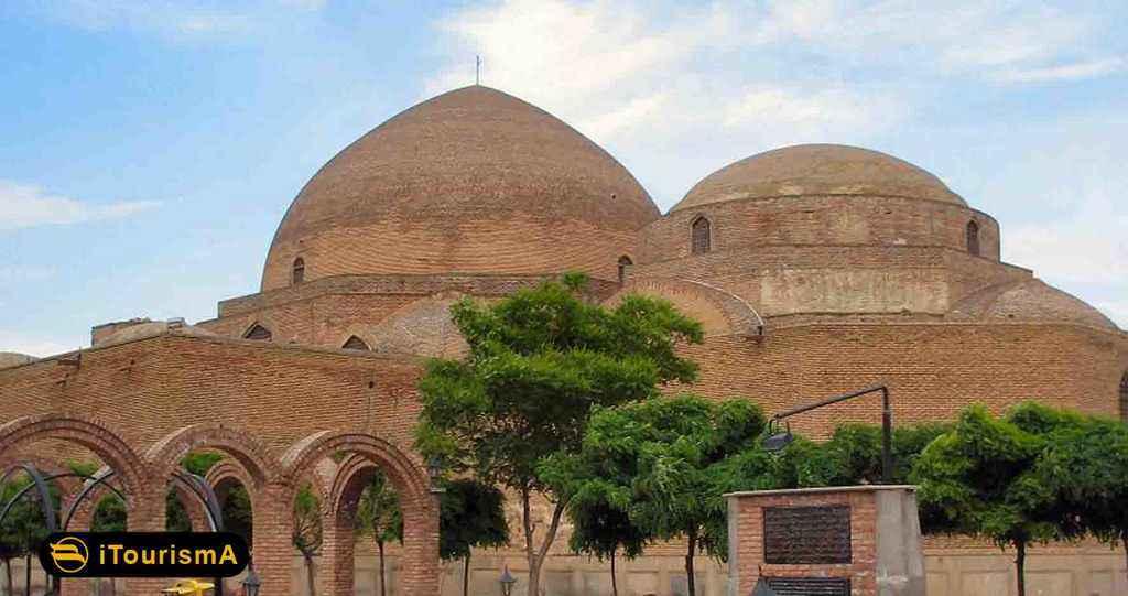 Kaboud Mosque