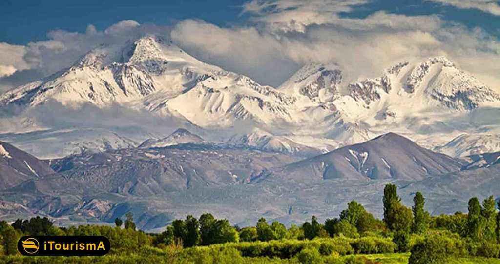 Sabalan Mount