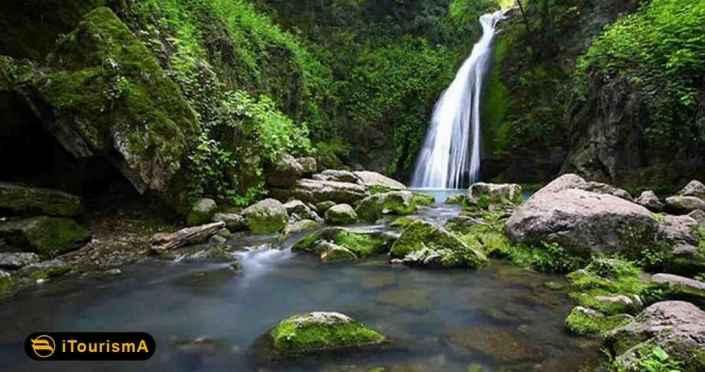 Rango Waterfall