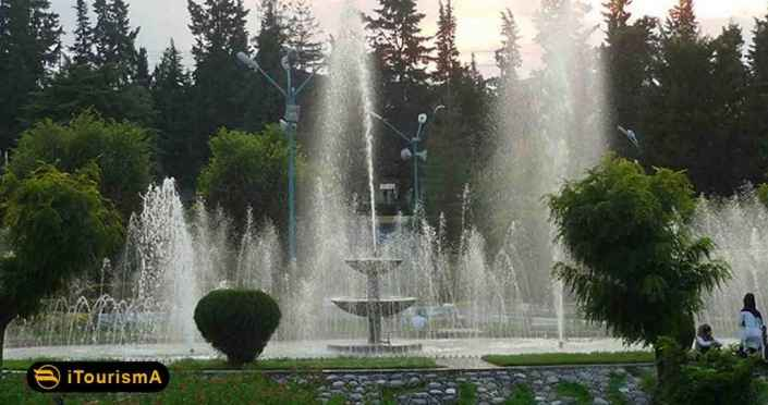 Dehkade Talaei Park