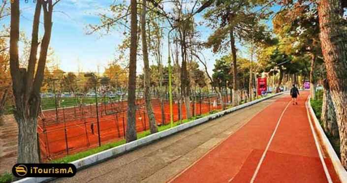 Enghelab Sport Complex