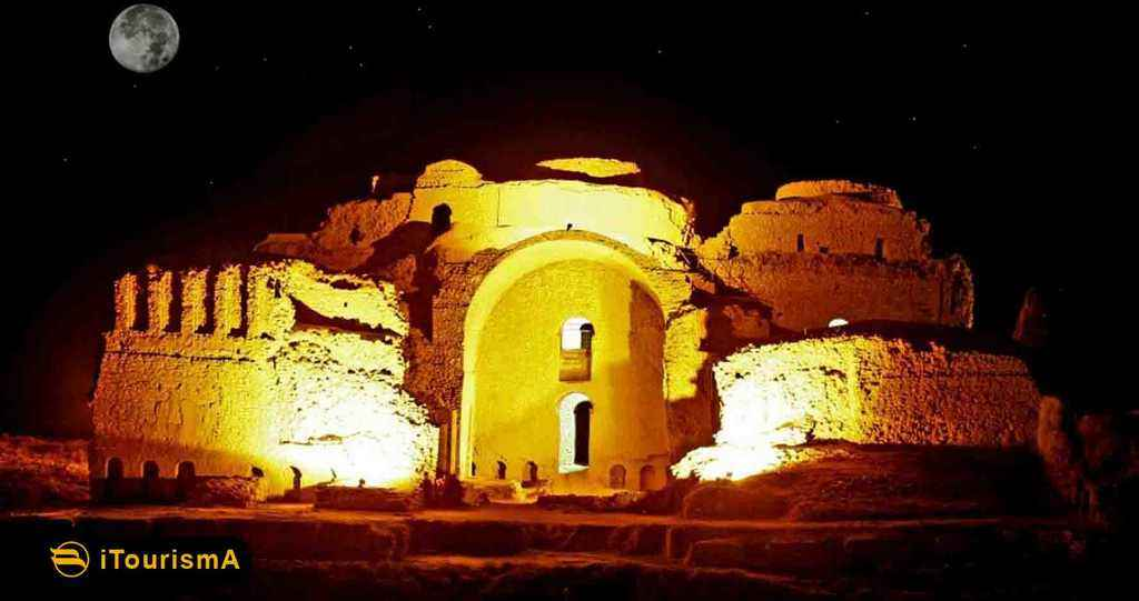Fire Temple of Firuzabad