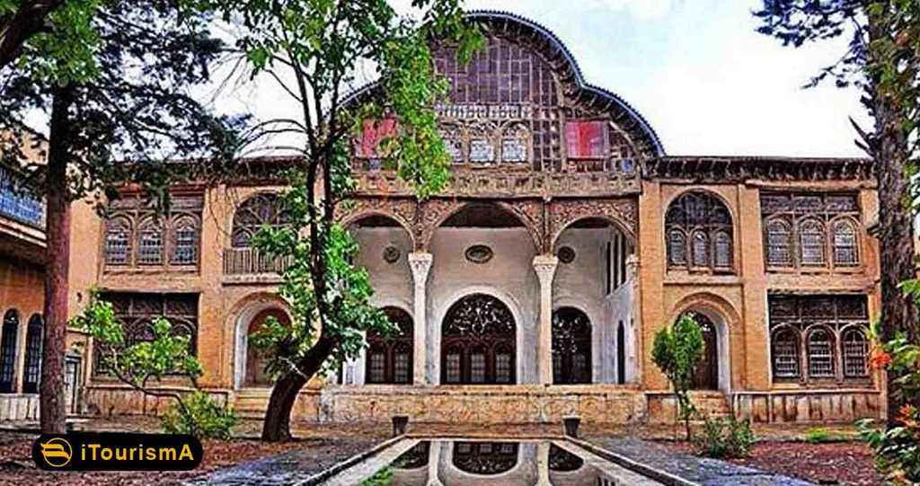 Moshir Diwan Mansion