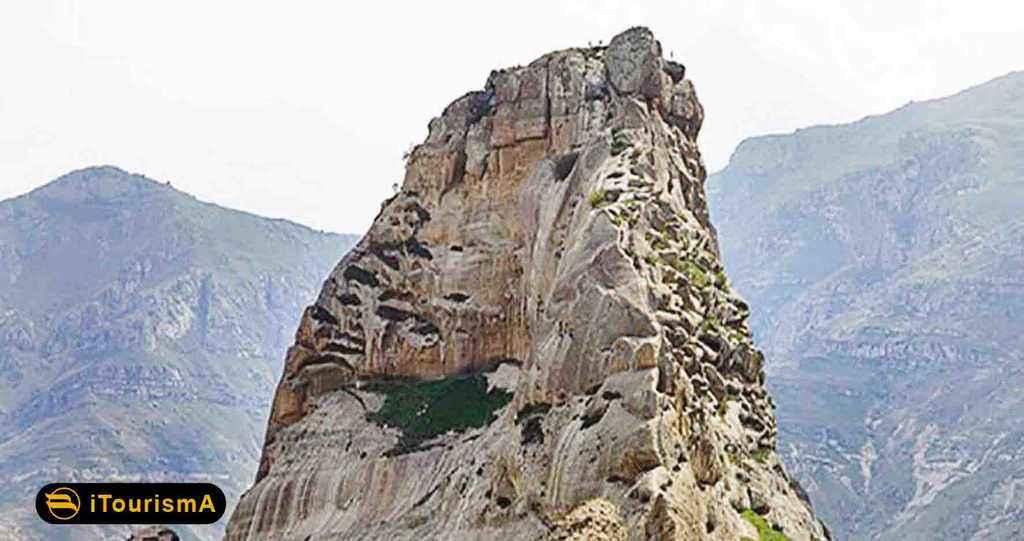 Poshtab Castle