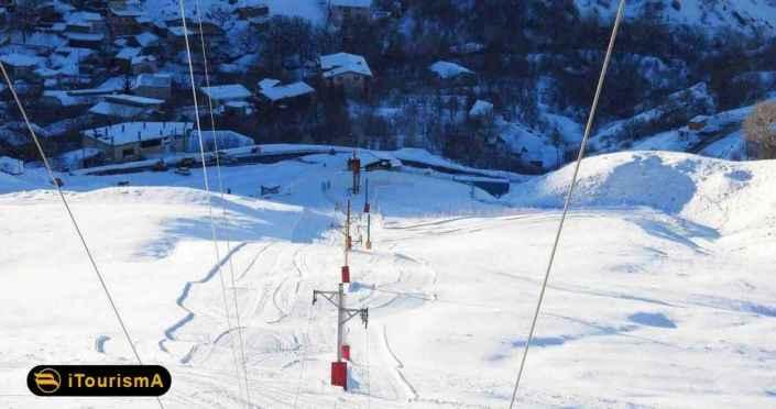 Khor Ski Resort