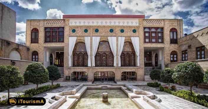 Kazemi Mansion