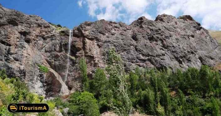 Sangan Waterfall