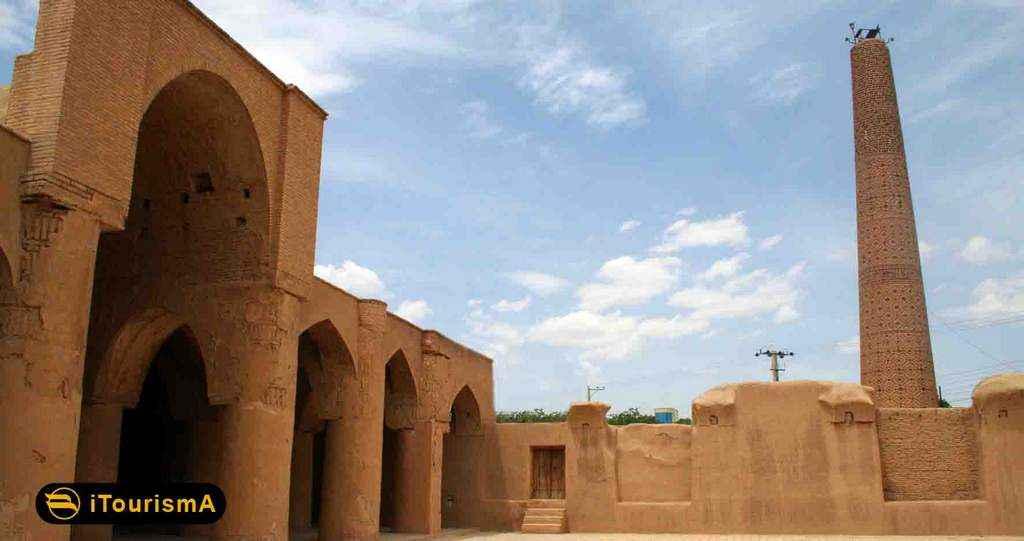 Tarikhaneh Mosque