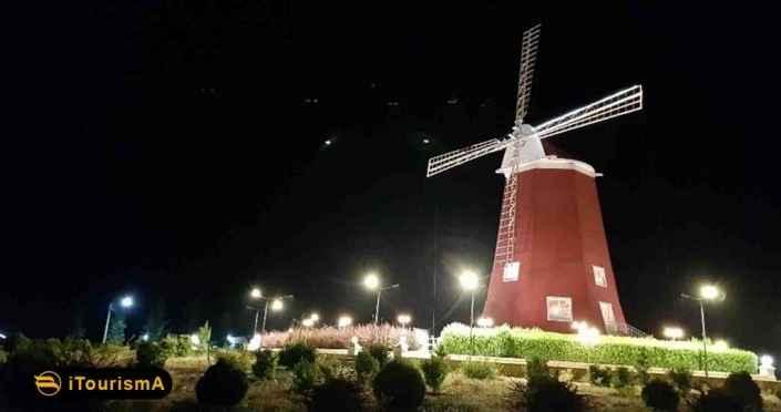 Windmill of Kerman