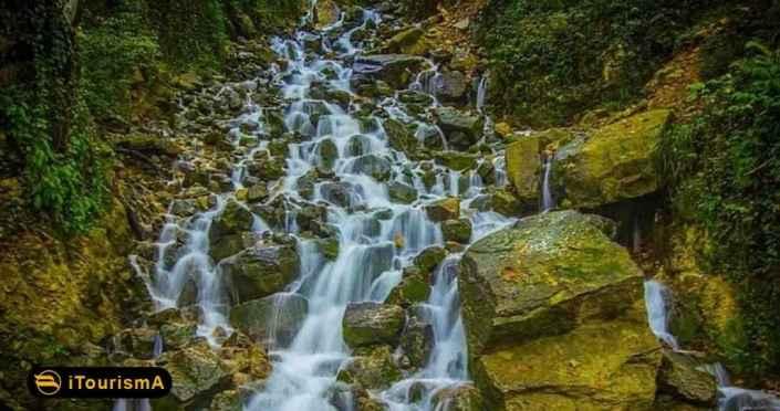 Ab Pari Waterfall