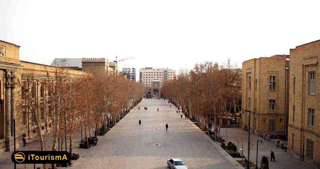 Tehran National Garden
