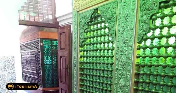 Sheykh Zahed Gilani's Shrine
