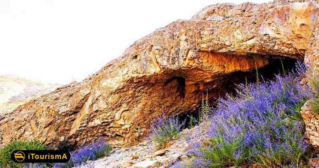 غار مغان مشهد با قدمت یکصد میلیون سال