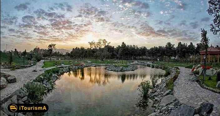 باغ گیاه شناسی مشهد برای اهداف آموزشی و زیبایی شناسی