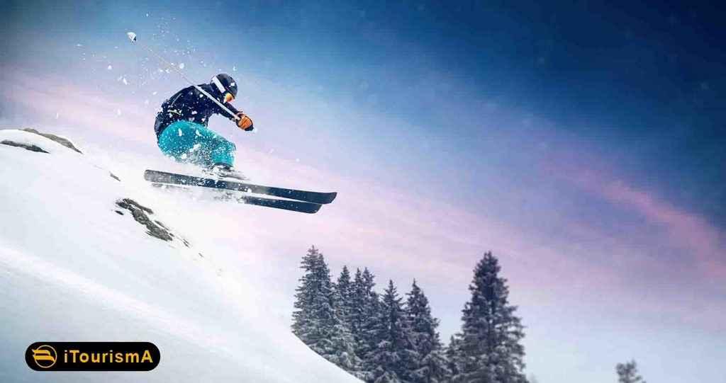 Skiing - ورزش اسکی