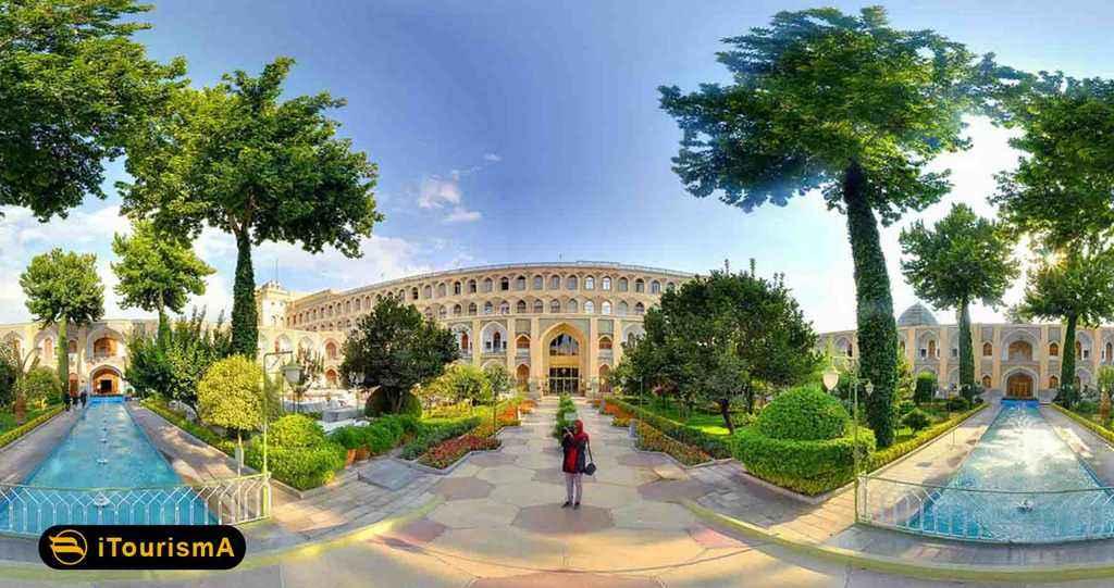 هتل عباسی اصفهان، قدیمی ترین هتل ایران