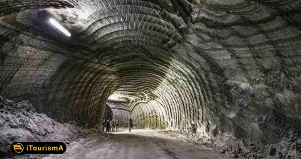 معادن نمک گرمسار - Garmsar Salt Mines