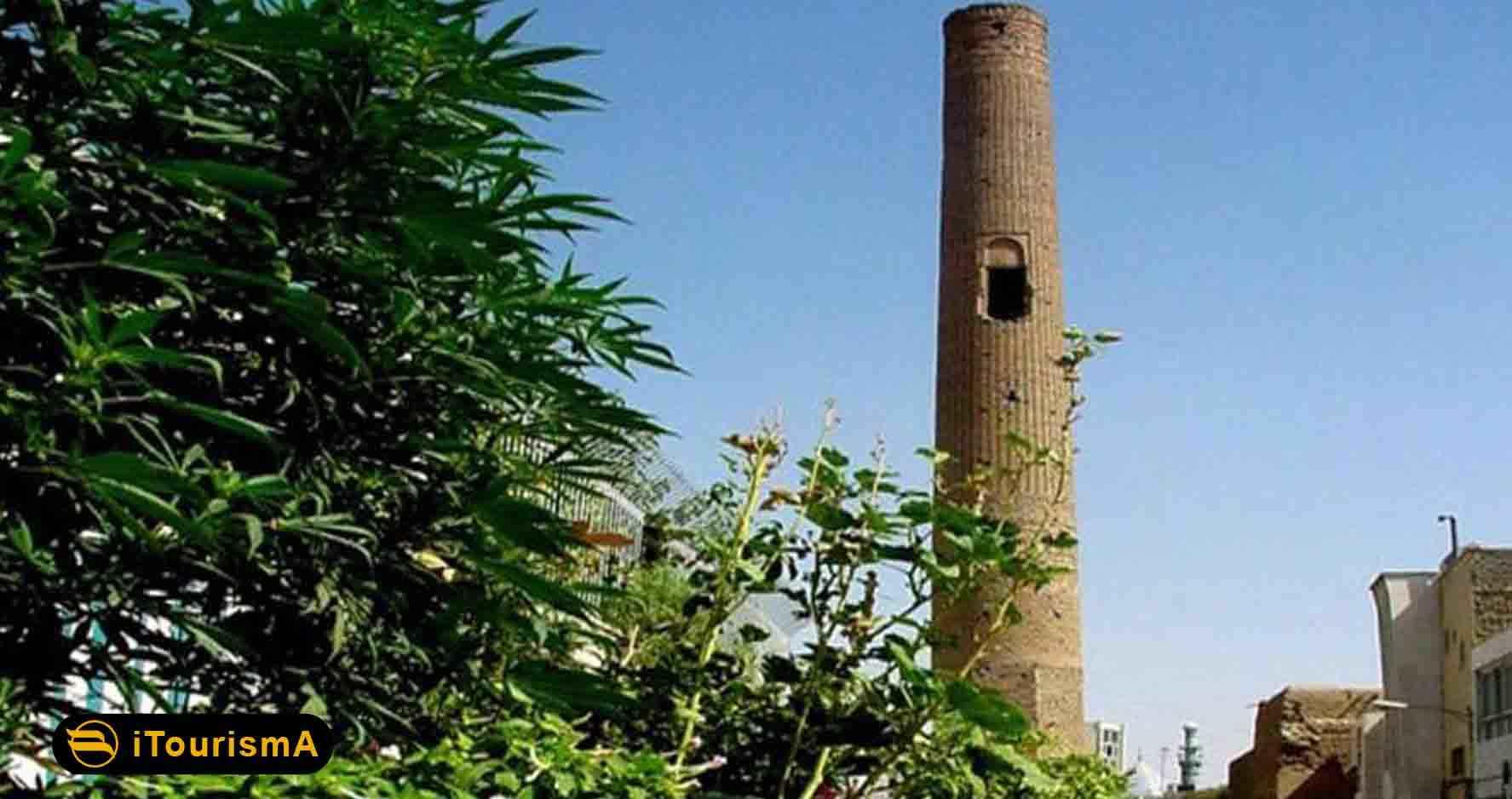منار چهل دختران یکی از قدیمی ترین مناره ها در اصفهان