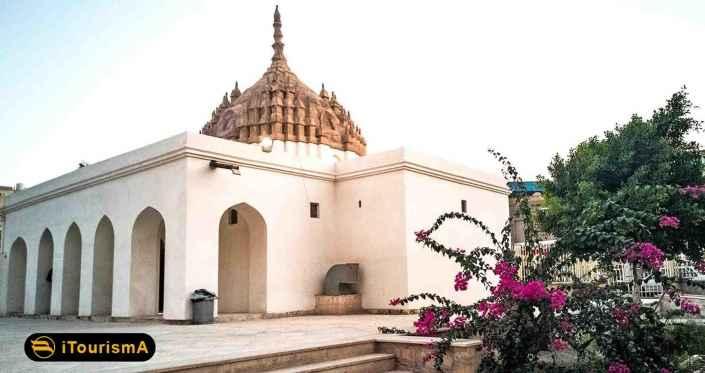 معبد هندو ها در بندرعباس