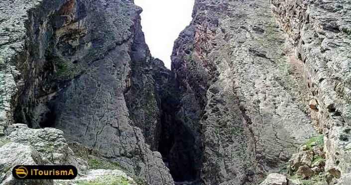 بهرام چوبین، دره ای تاریخی در شهرستان دره شهر ایلام