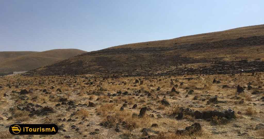 این مقبره تاریخی در روستای پینه شلوار در شهر تبریز