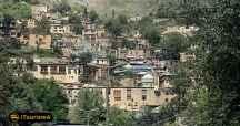 روستای گلستان، منطقه ای ییلاقی با رودخانه های متعدد در اطراف آن، در نزدیکی شهر مشهد