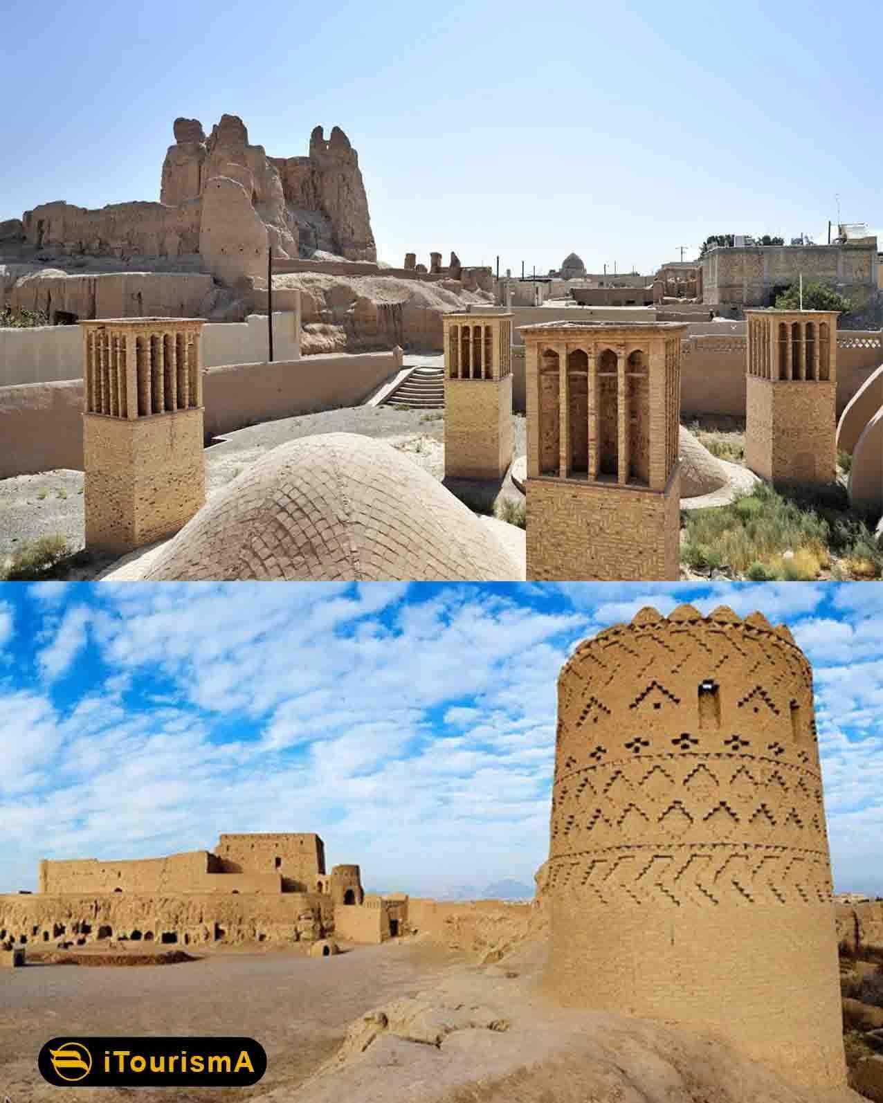 نائین، شهری تاریخی در نزدیکی شهر اصفهان